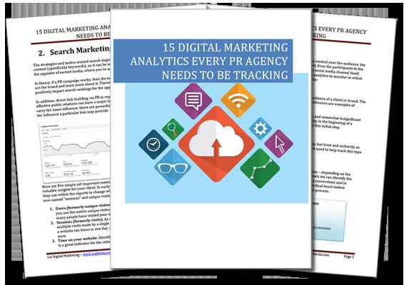 15 Digital Analytics